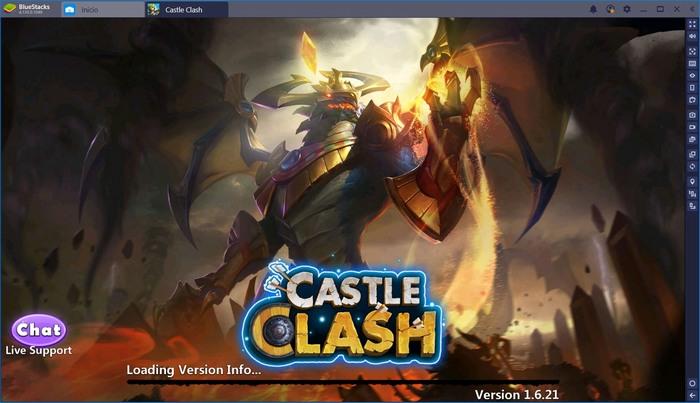 Castle Clash for PC Windows