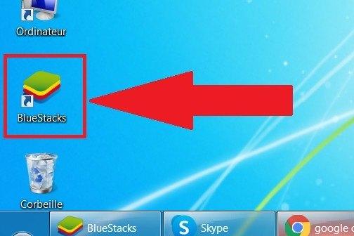 Open Bluestcaks for PC